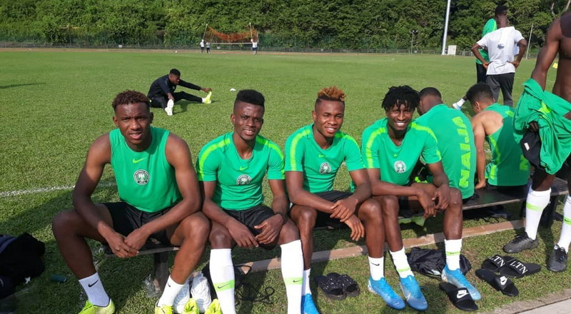 Nigeria Vs Brazil: 21 Super Eagles players out of 23 available in Singapore for the friendly as Oghenekaro Etebo opts out