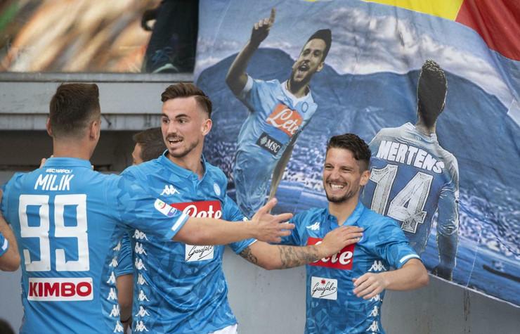 FK Roma, FK Napoli