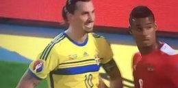 Nie dotykaj Zlatana. Nigdy – to nagranie z meczu Austria – Szwecja robi furorę w sieci! WIDEO
