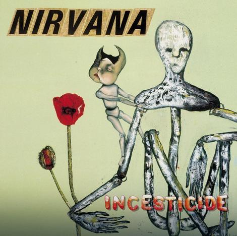 "Omot za album ""Incesticide"""