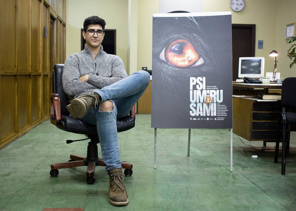 Nikola Petrović, reditelj i scenarista filma