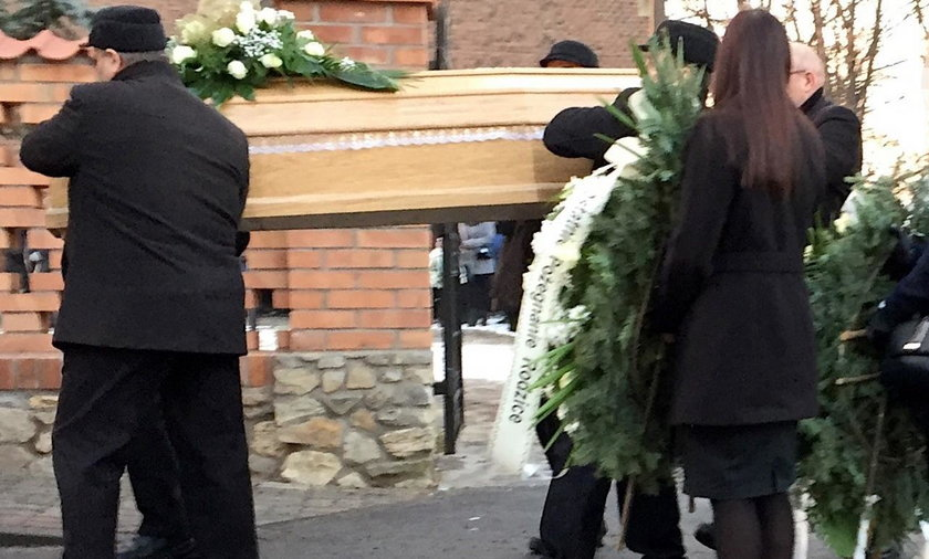 Pogrzeb Jolanty zamordowanej przez szwagra