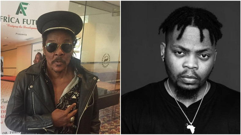 Majek Fashek's manager, Umenka Uzoma says Olamide is the only celebrity that supported the singer financially during his health issues.