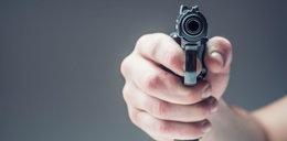 Zastrzelił sąsiada, bo ten chciał utopić dzieci
