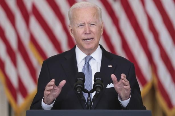 Joe Biden przemowa ws. Afganistanu