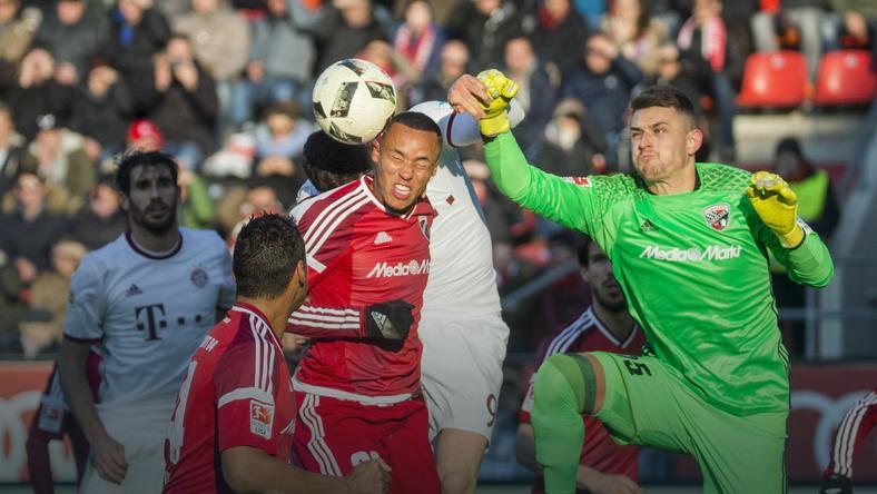 FC Ingolstadt - Bayern Monachium