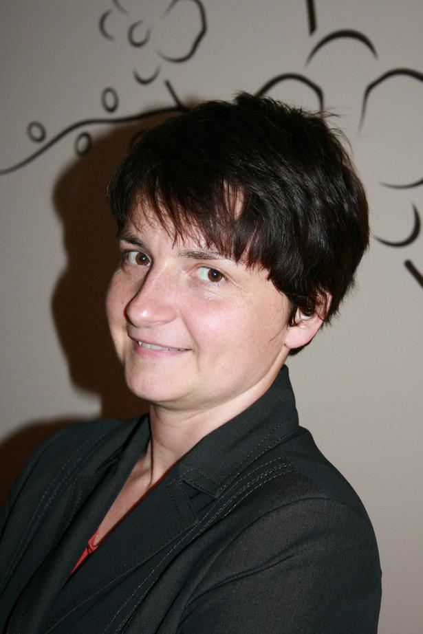 Marta Cyganik, Dyrektor Działu Usług Księgowych we Wrocławiu w Baker Tilly Poland.