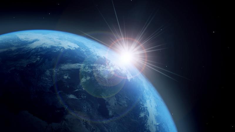 Przełomowe odkrycie: zaobserwowano na Ziemi zmarszczki czasoprzestrzeni