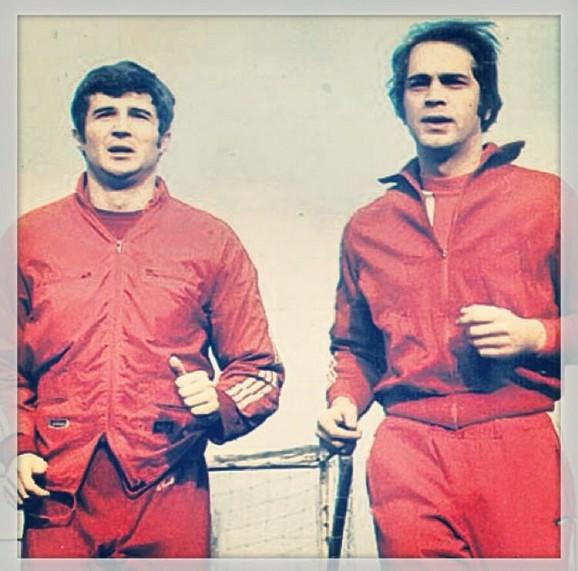 Zoran Filipović i Voja Brajović