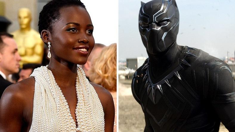 Lupita Nyong'o in talks for a Black Panther role