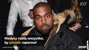 Kanye West jest poważnie chory