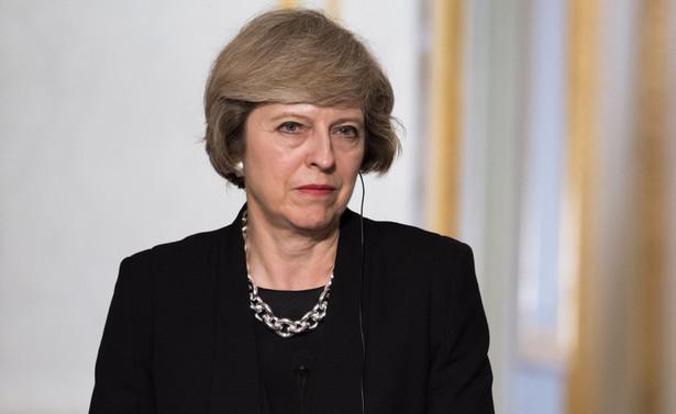 """May zapewniła też, że Wielka Brytania """"wykorzysta wszystkie dostępne możliwości z zakresu bezpieczeństwa narodowego"""", aby zmierzyć się z zagrożeniem ze strony GRU."""