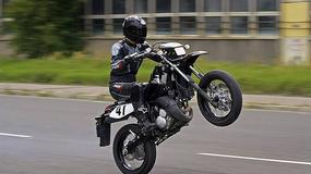 Test Yamaha DT125X