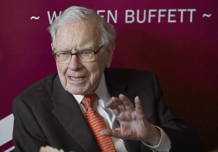 Warren Buffett 2 foto Tanjug AP