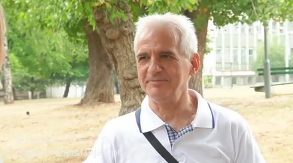 Jugoslav Čukić vratio torbu sa 50.000 evra