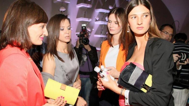Szykowne gwiazdy na premierze nowych kosmetyków Kingi Rusin.