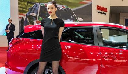 Zobacz najpiękniejsze auta na Motor Show!