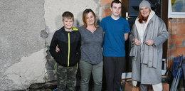 Ten dom zagrażał życiu pani Aleksandry i jej synów! Katarzyna Dowbor ruszyła z pomocą