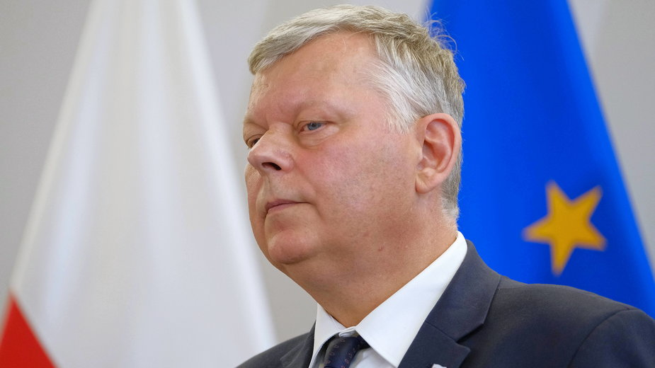 Poseł Prawa i Sprawiedliwości Marek Suski