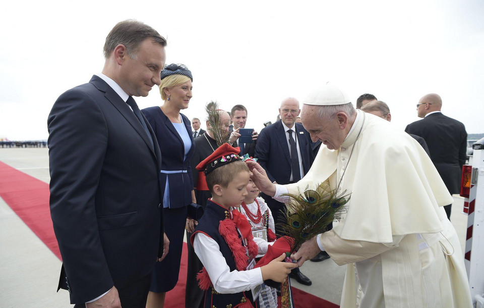 POLAND BELIEF WORLD YOUTH DAY 2016 (World Youth Day 2016 in Poland)