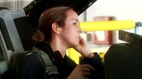 Liz Kaszynski: fotograf lotniczy Lockheed Martin