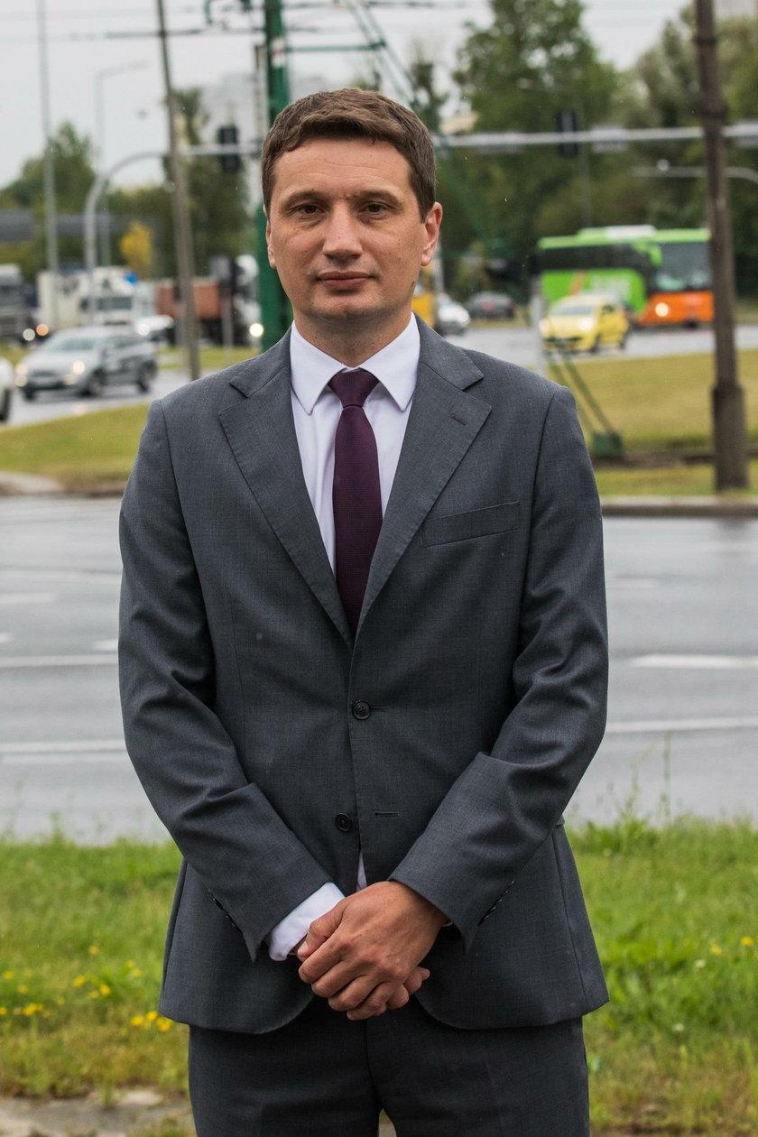 Grzegorz Bubula z PIM