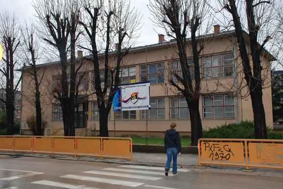Zgrada prostorija SDS u Prijedoru
