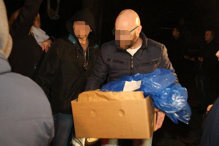 """Policjanci i prokuratorzy IPN zabezpieczyli dokumenty dot. TW """"Bolka"""""""