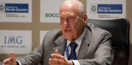 Były szef FIFA brał łapówki