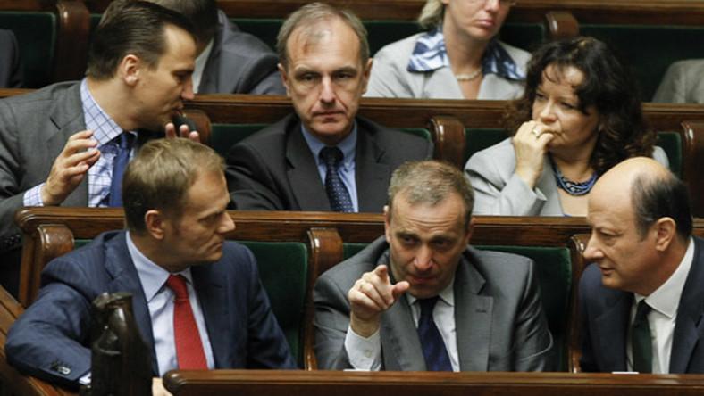 Polacy krytykują: Rząd nie walczy z kryzysem
