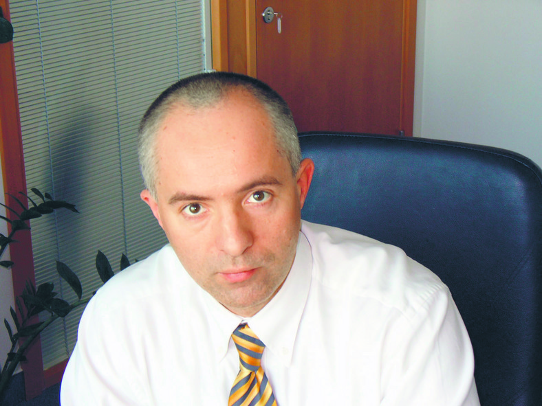 Piotr Bodył Szymala radca prawny, wykładowca WSB w Poznaniu, dyrektor obsługi prawnej w BZ WBK