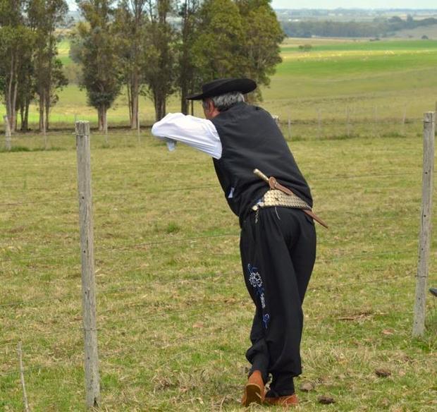 Urugwajski gaucho