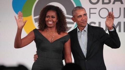 Women are 'indisputably better' leaders than men – Barack Obama