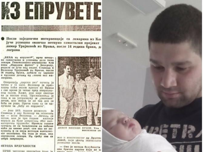 """""""Kad sam rekla KAKO planiram da rodim dete, LJUDI SU SE KRSTILI"""": O Slavičinom sinu 1987. godine BRUJALA JE JUGOSLAVIJA, a danas on izgleda OVAKO"""