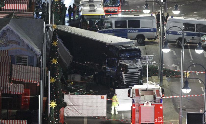 Jaki był sekret zamachowca z Berlina?