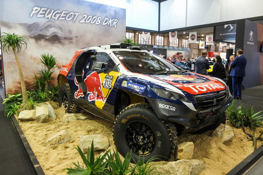 Trwają targi Motor Show 2016