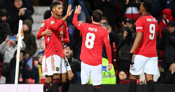 EFL Cup: wygrane Manchesteru United i Manchesteru City