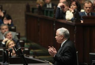 Wypowiedzi Kaczyńskiego o sfałszowaniu wyborów przestępstwem? Sprawę bada prokuratura