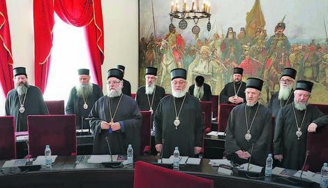 Najglasniji u osudi profesora i episkopa bio je mitropolit Amfilohije