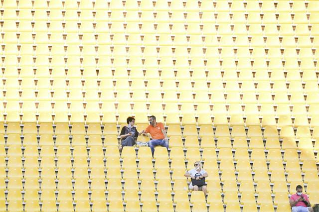 Prvi navijači FK Parma koji su ušli na stadion