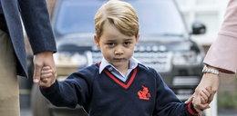 """Operacja """"zabić księcia"""". Mały George nie ma lekko w życiu"""