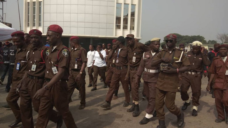 Amotekun was launched as regional security outfit for the South-West states (TheCable)