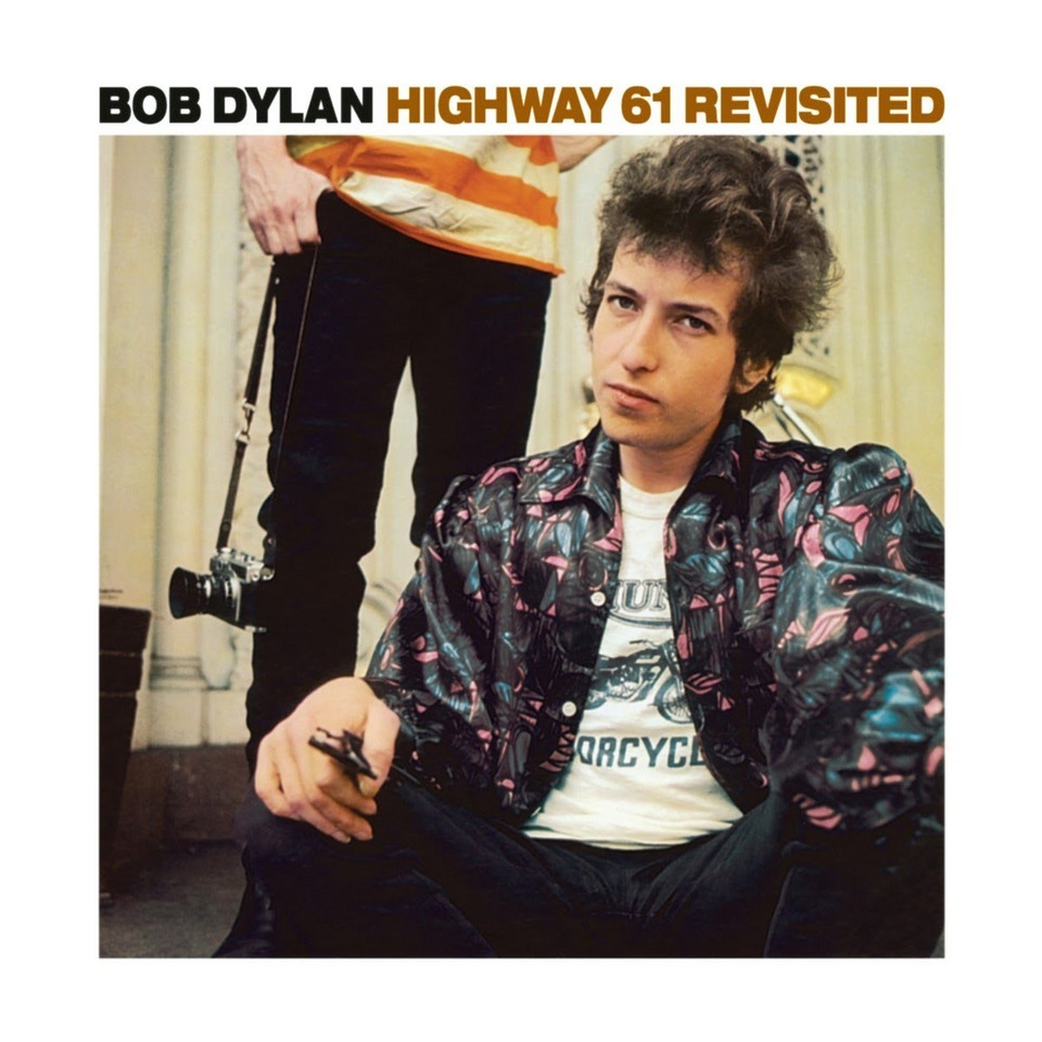 "4. Bob Dylan - ""Highway 61 Revisited"""