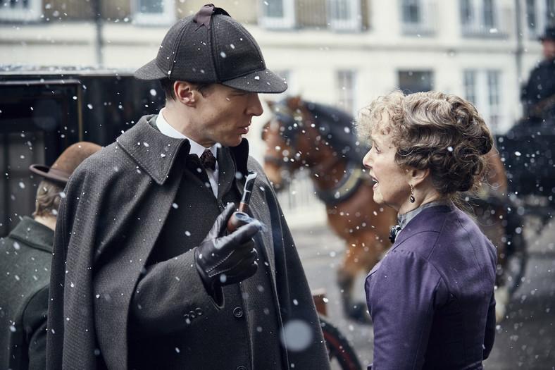 """Podwójna premiera filmu """"Sherlock i upiorna panna młoda"""""""