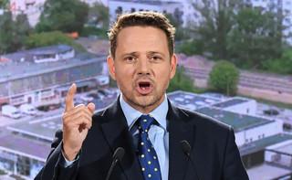Kaczyński: Trzaskowski prowadzi operację zmierzającą do niewypłacania 500 plus