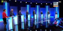 Oto wynik debaty. 1:7. Kto wygrał tak wysoko?