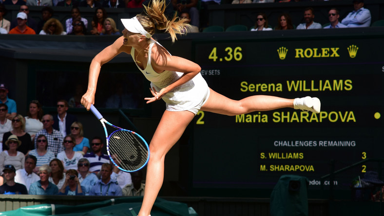1. Maria Szarapowa (tenis) – 29,7 mln dolarów