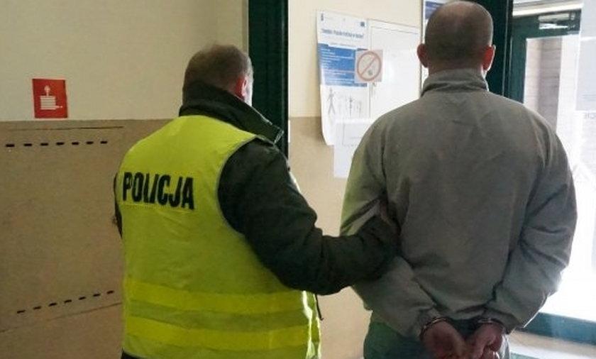 Ojciec 3,5-miesięcznego chłopca z Zabrza aresztowany