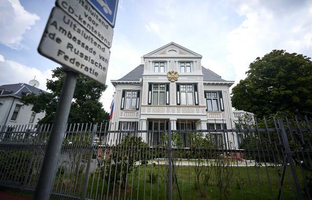 Ruska ambasada u Hagu