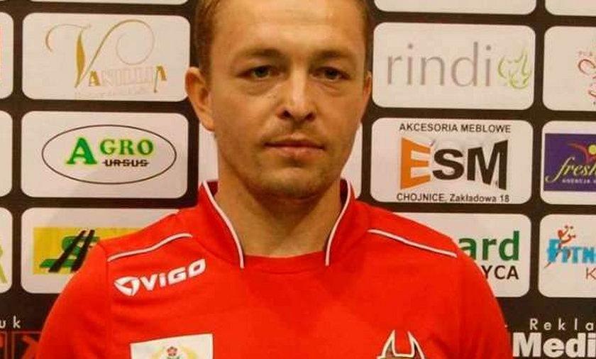 Nie żyje były piłkarz polskiej reprezentacji